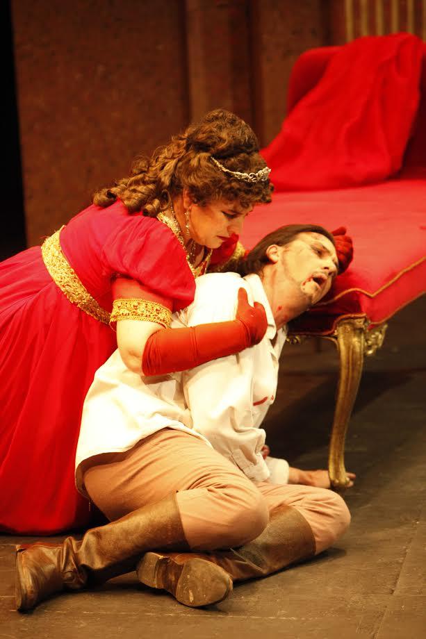 Vuelve la Ópera al Bergidum con la representación de 'Tosca' de Puccini 1