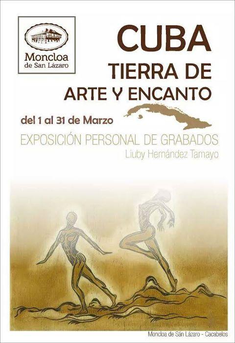 Exposición: Cuba, tierra de arte y encanto 1