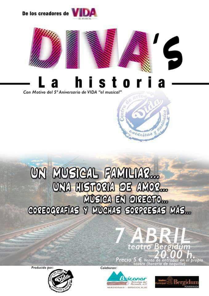 Diva's el Musical 1