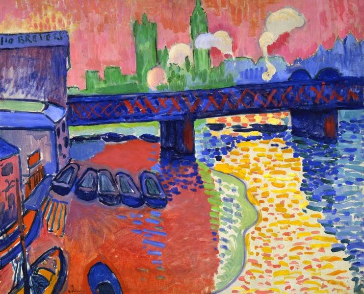 Taller para conocer la vanguardia pictórica. Primer taller: Matisse y el Fauvismo 1