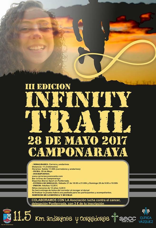 III Edición carrera Infinity Trail 3