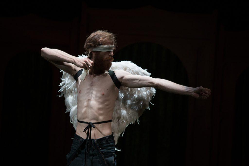 Nao d' amores, una delicada propuesta a partir de textos y músicas del patriarca del teatro español 1