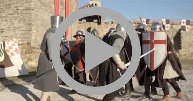 El vídeo avance de Masterchef ya muestra el Castillo de Ponferrada 1