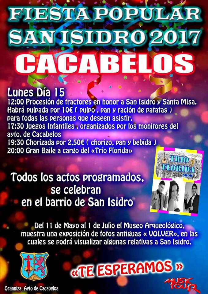 Cacabelos celebra el día de San Isidro 1