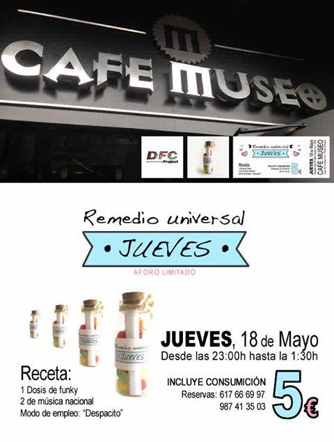 Vuelven los Jueves a la noche ponferradina con el Café Museo 1
