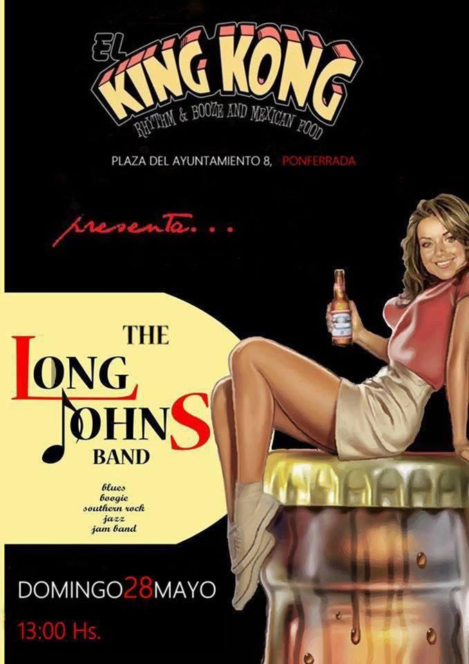 Concierto: The Long Johns band 3