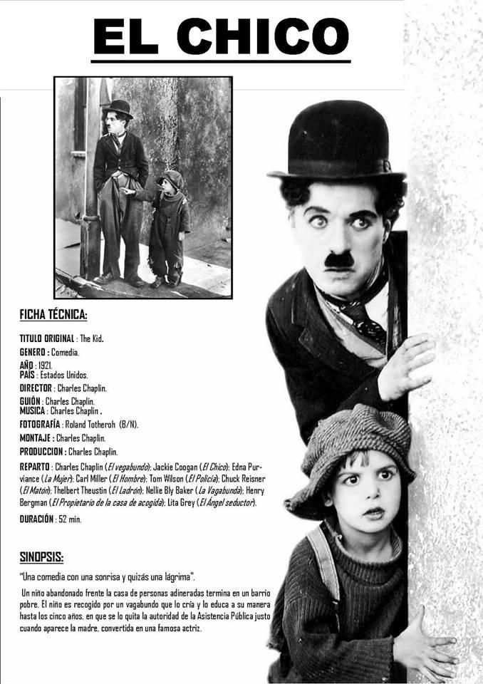 El Teatro Municipal de Cubillos proyecta 'El Chico' de Charles Chaplin con pianista en directo 1