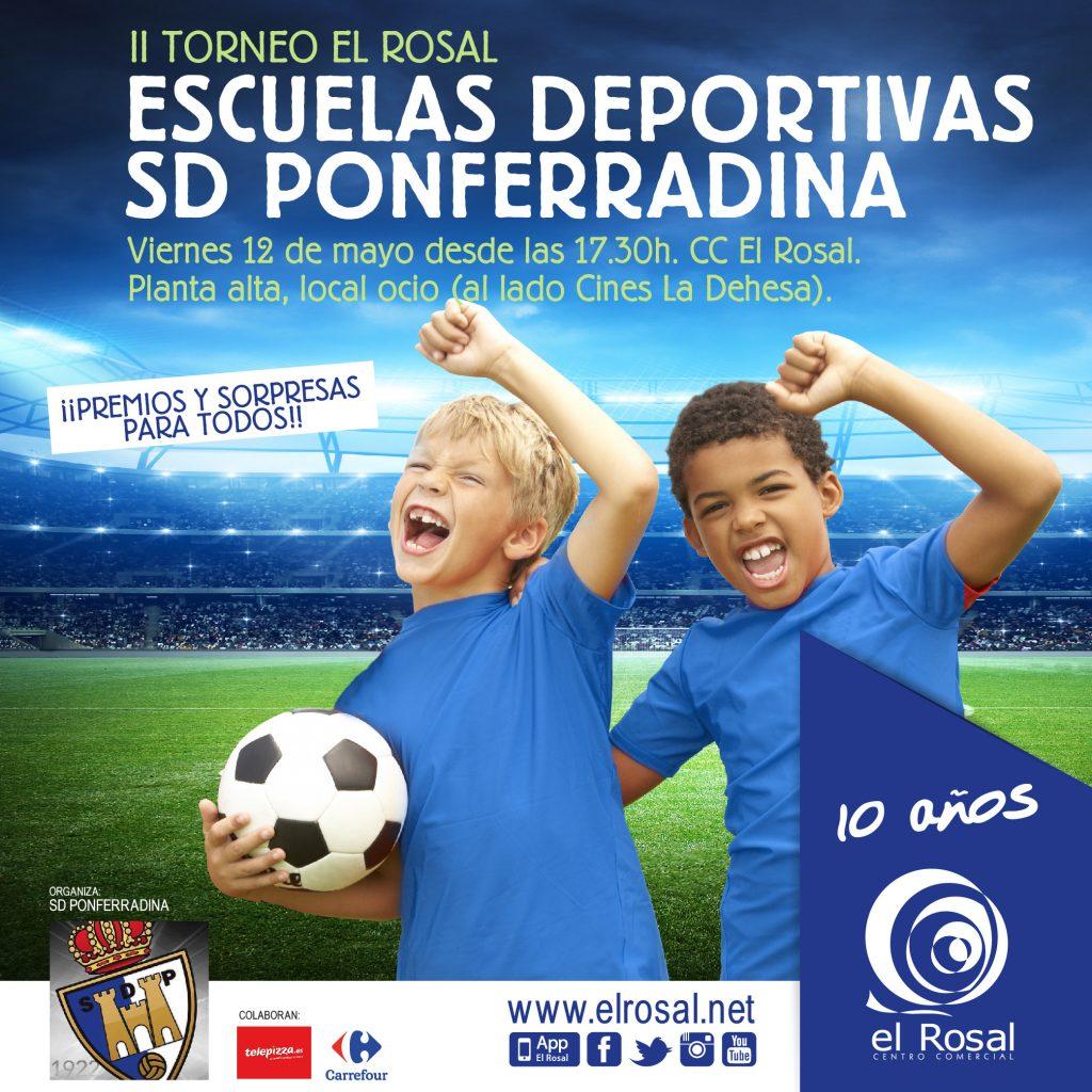 II Torneo El Rosal Escuelas Deportivas SD Ponferradina 3