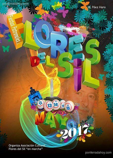 Fiestas patronales 2017 del barrio de Flores del Sil. Conoce el programa 1