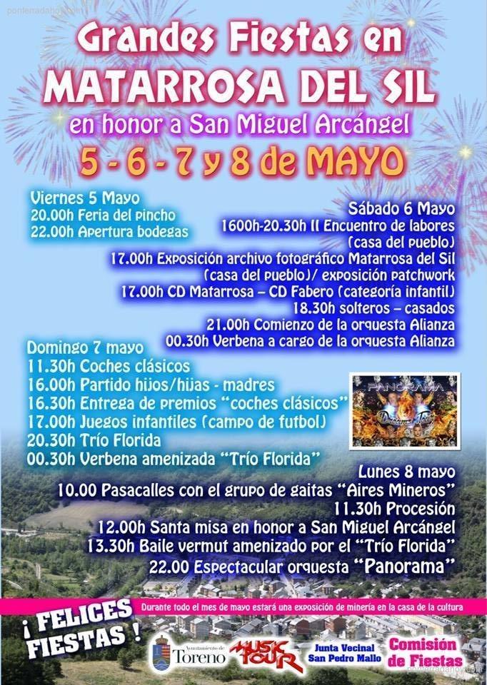 Fiestas en honor a San Miguel 2017 1