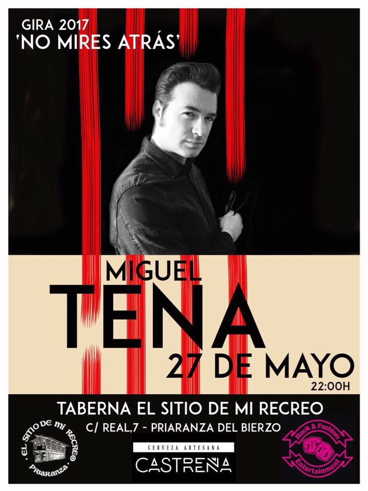 Miguel Tena en concierto 1