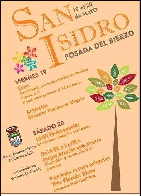 San Isidro en Posada del Bierzo 1
