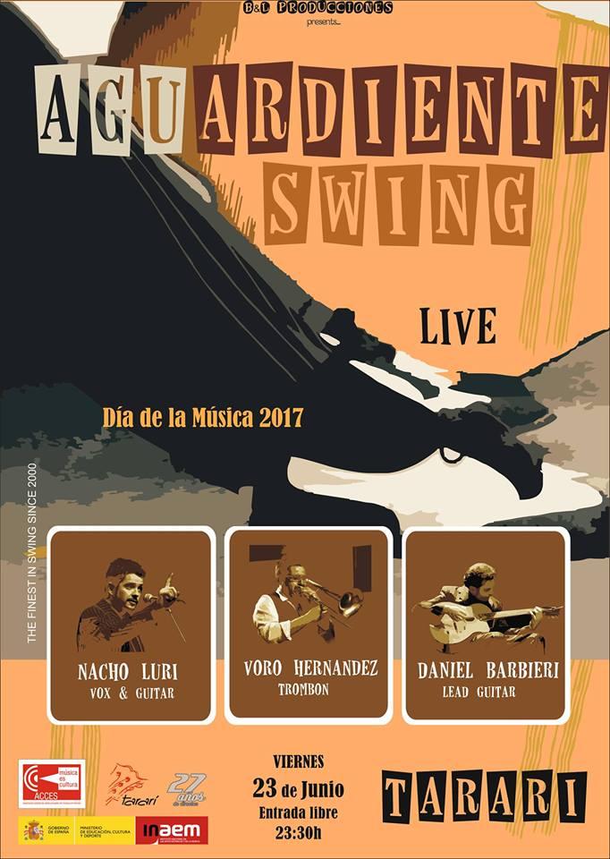 Aguardiente Swing pondrán la nota musical al viernes 23 en el Tararí 1