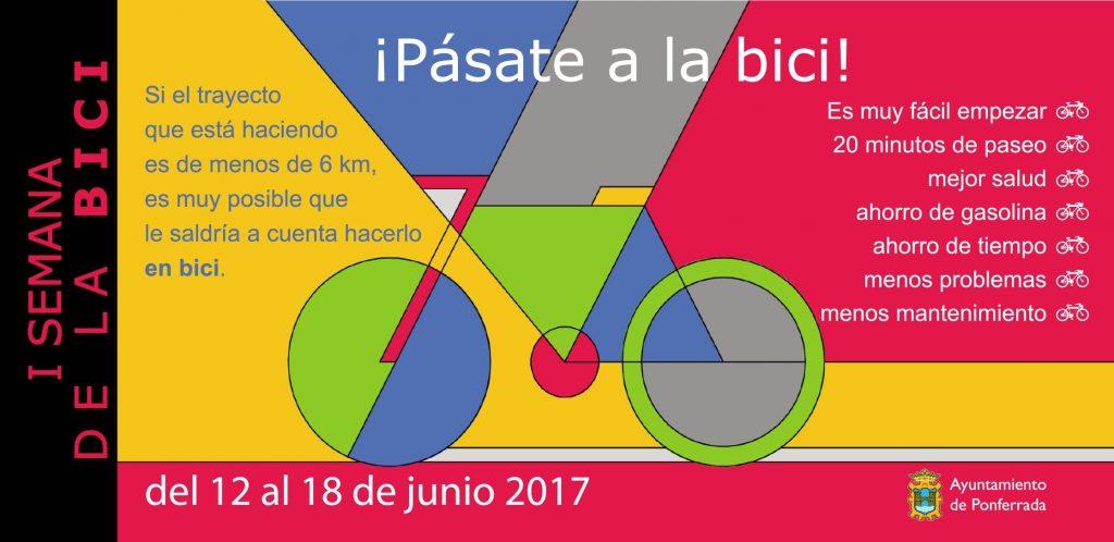 I Semana de la bici de ponferrada 2