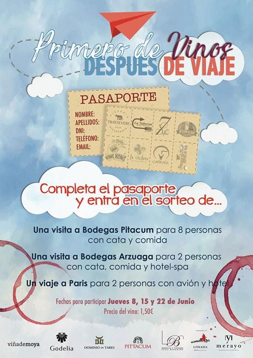 Jueves de ronda con pasaporte y premios en la zona del ayuntamiento 1