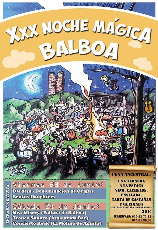 XXX Noche mágica en Balboa 2017 1