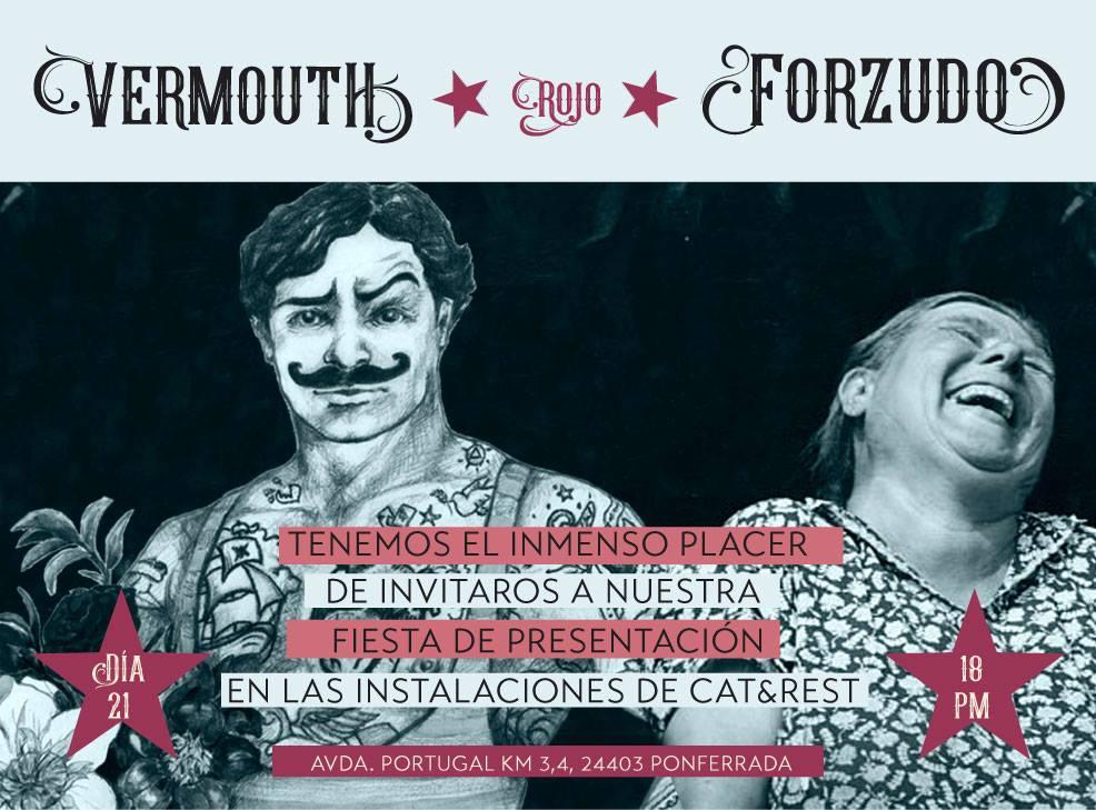 Presentación del vermouth 'Forzudo' 1