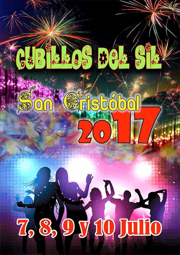 Fiestas de San Cristobal 2017 en Cubillos del Sil 1
