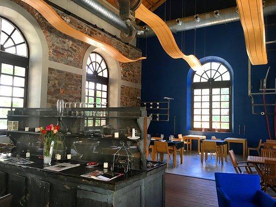 CIUDEN adjudica el contrato para la concesión del servicio de restaurante-cafetería de La Fábrica de Luz. Museo de la Energía 1
