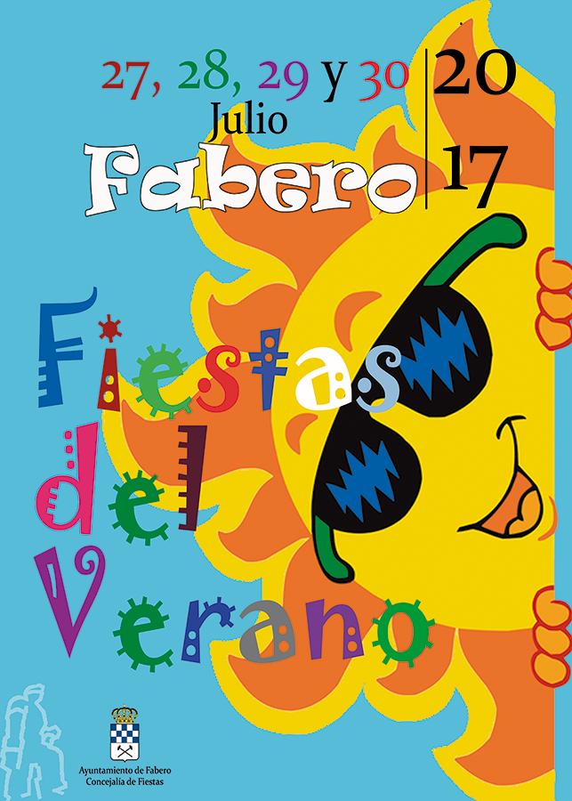 Música, actividades para niños, feria Steampunk y más en las Fiestas del Verano 2017 de Fabero 1