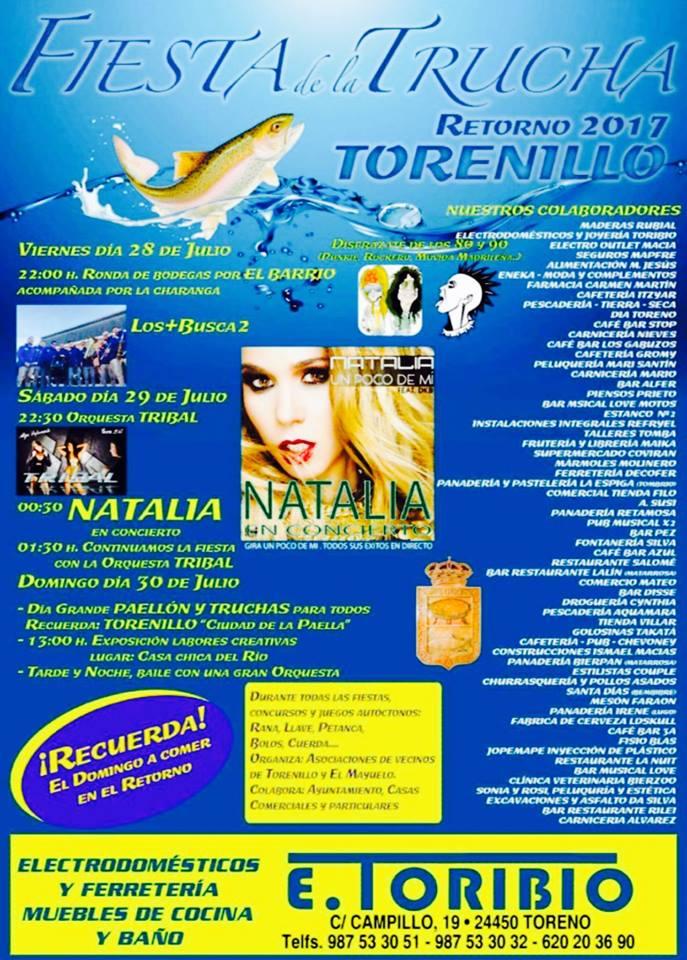 Fiesta de la Trucha 2017 en Torenillo 1