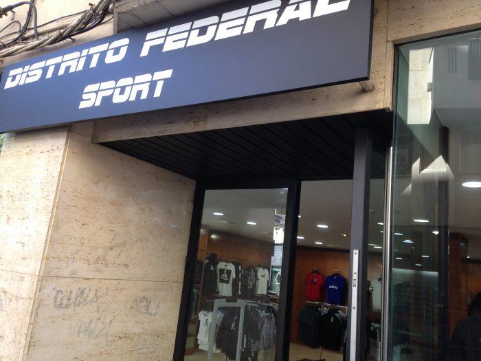 Distrito Federal Sport, nuevos tiempos en Streetwear 1