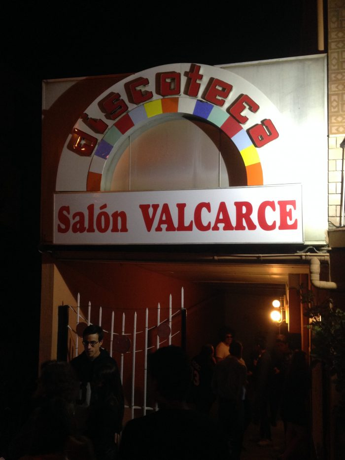 Sé lo que hicisteis el último guateque... en 'La Valcarce' 1