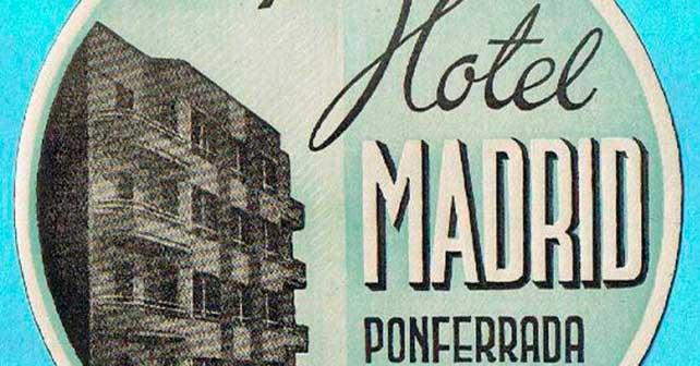 El Hotel Madrid de Ponferrada cierra sus puertas tras 75 años de historia 1
