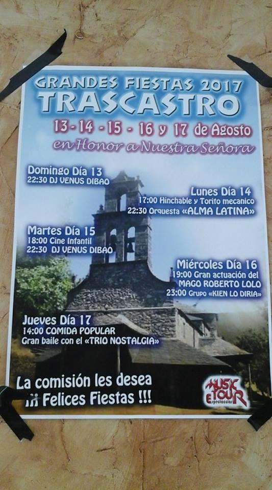 Fiestas en Trascastro 3