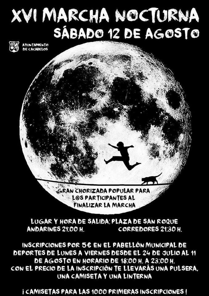 XVI Marcha nocturna 3