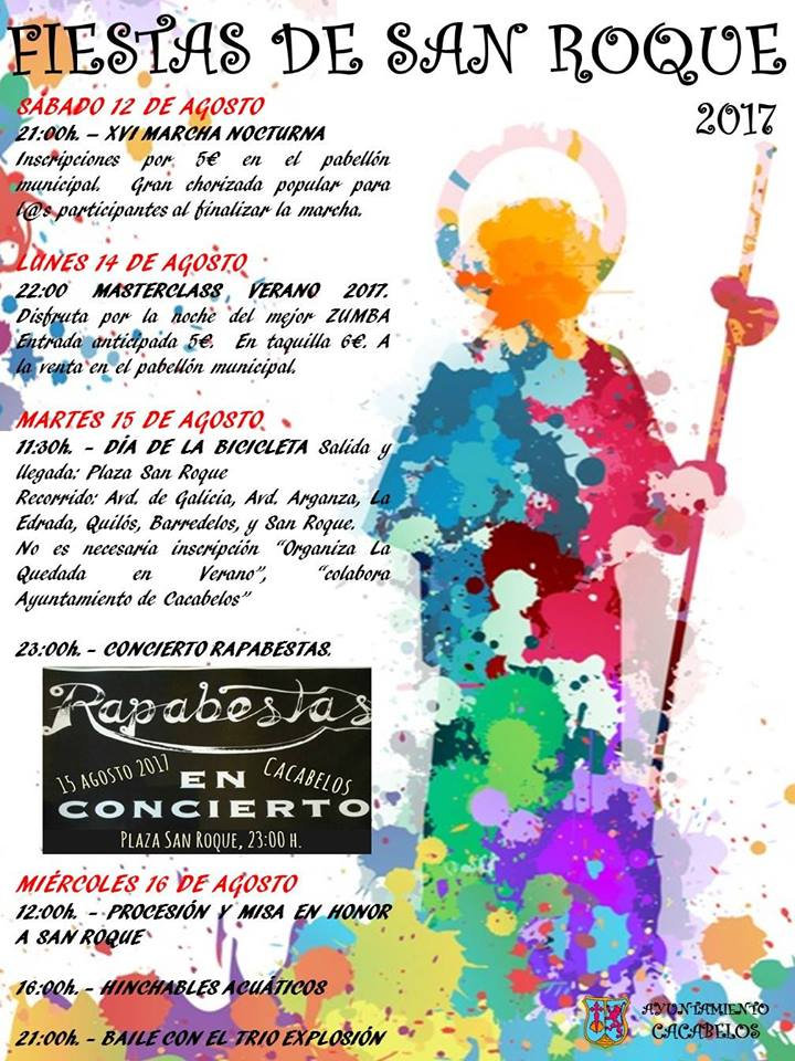 Fiestas de San Roque 2017 1
