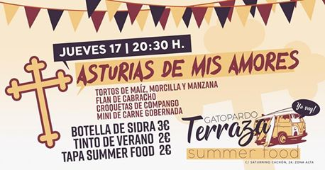 La Summer Food del Gatopardo te trae lo mejor de Asturias en una experiencia gastroveraniega 1