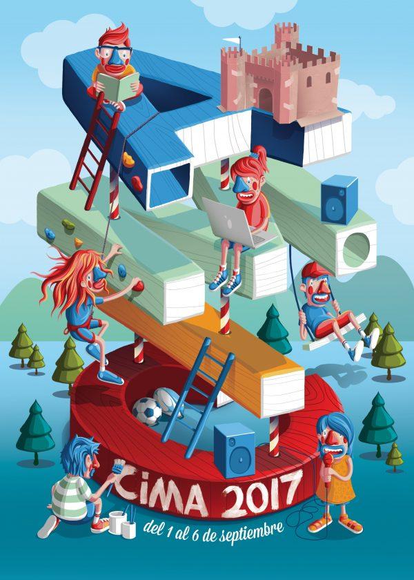 Cima 2017. Horarios y actividades 1
