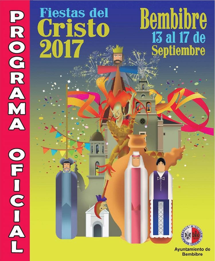 Fiestas del Cristo 2017 en Bembibre. Programa completo 1