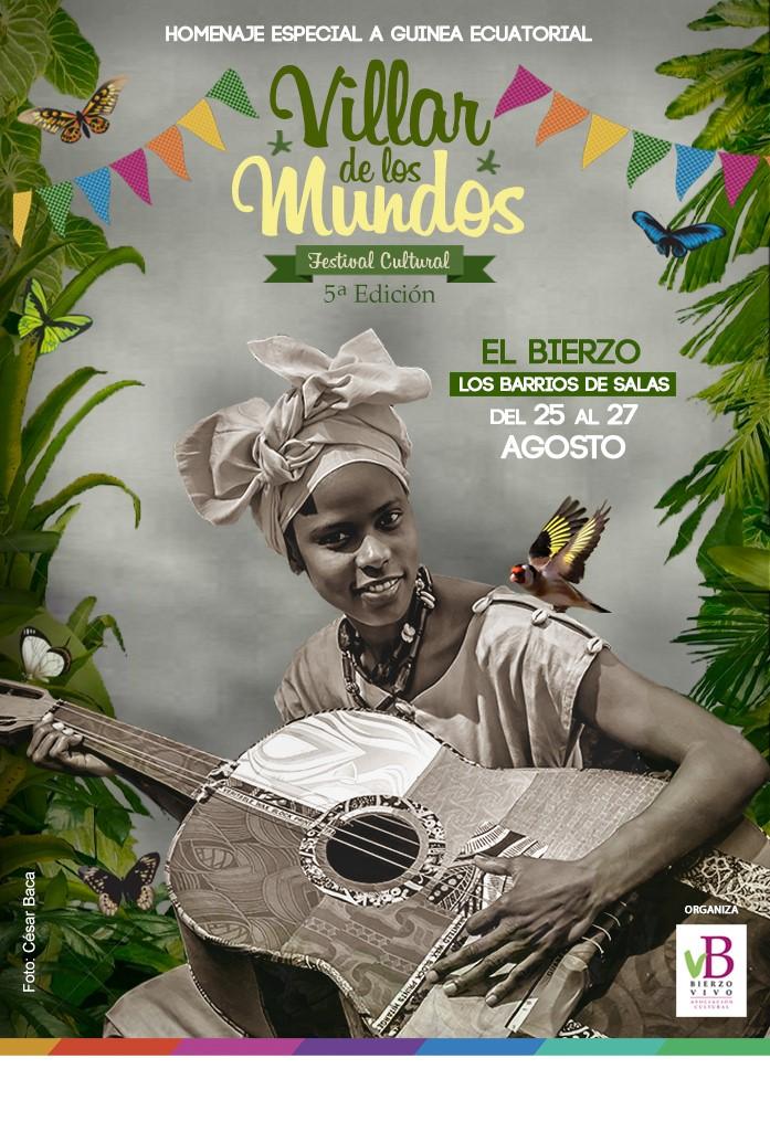 V edición del Festival Villar de Los Mundos. programación 1