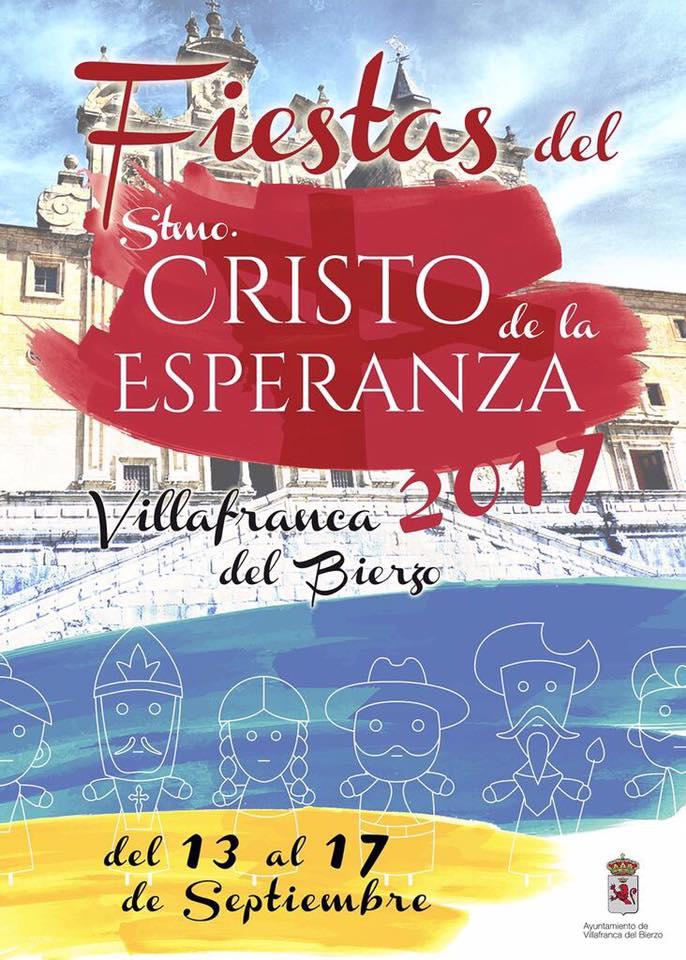 Fiestas del Cristo de la Esperanza 2017 en Villafranca del Bierzo 1