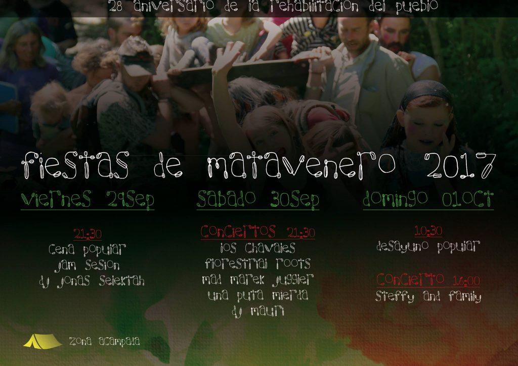 Fiestas en Matavenero 2017 1