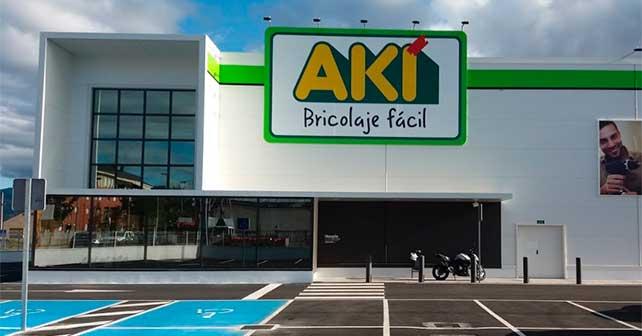 La superficie de bricolaje AKI reabre este miércoles para el sector profesional 1