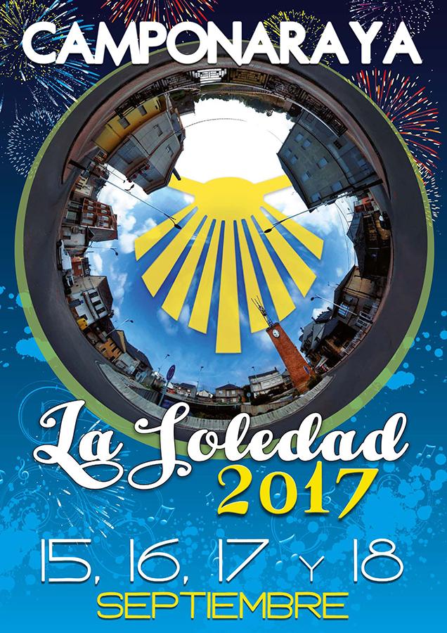 Fiestas de la Soledad 2017 en Camponaraya. Programa completo 1
