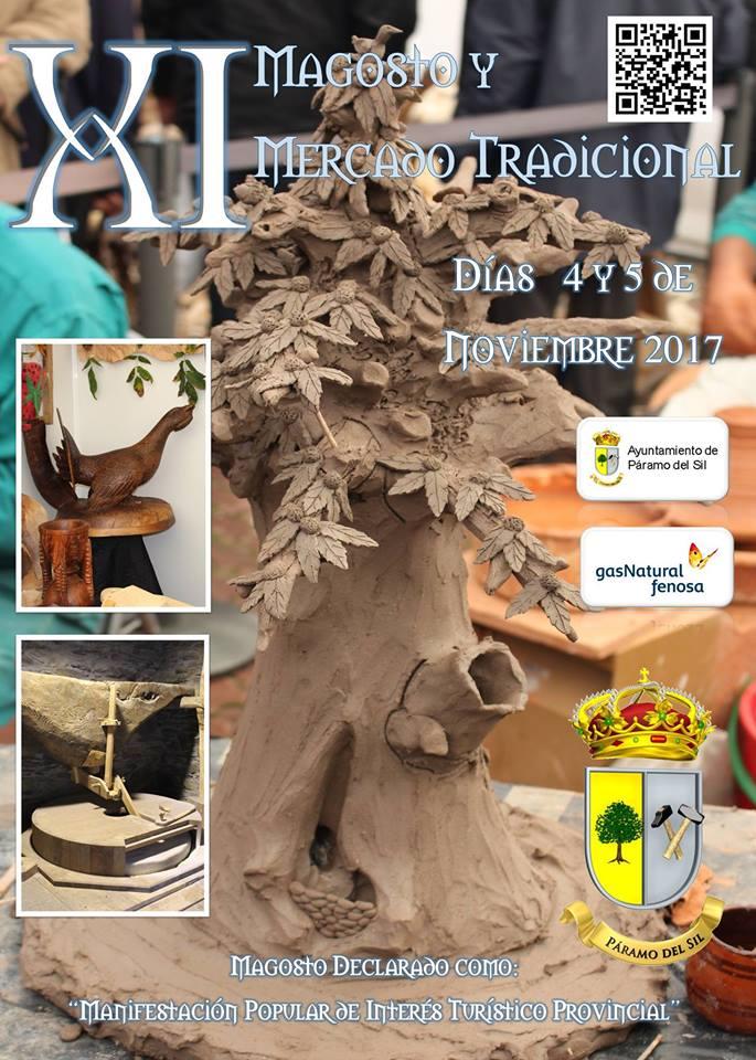 XI Magosto y Mercado Tradicional. 4 y 5 de noviembre 2017 1
