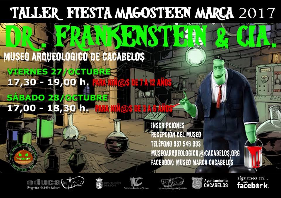 Taller y fiesta Magosteen 2017 en el Museo Marca 1