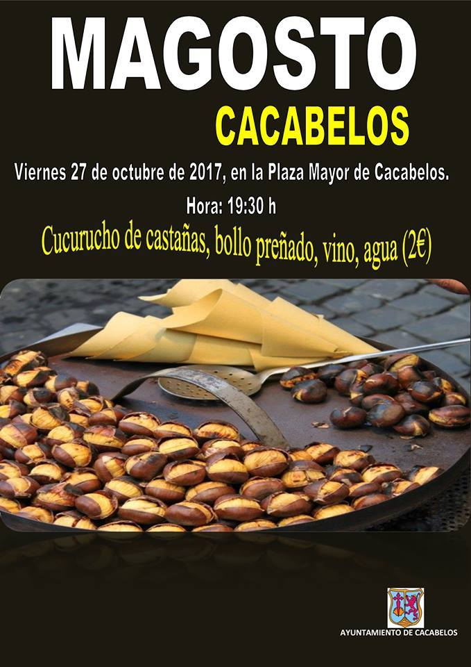 Magosto en Cacabelos 2017 1