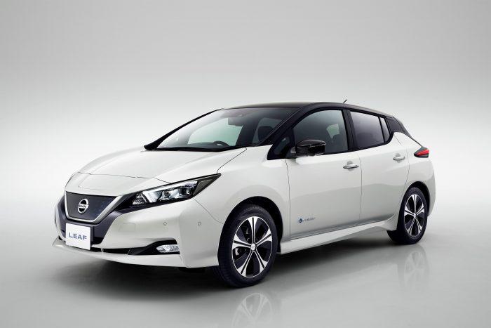 El nuevo LEAF fue presentado en el III Foro de la Movilidad de Nissan 1