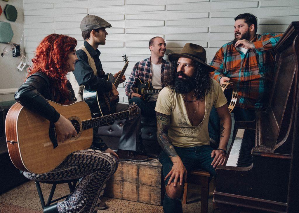 Ted Z and the Wranglers traen el jueves la mejor música americana a Ponferrada 1