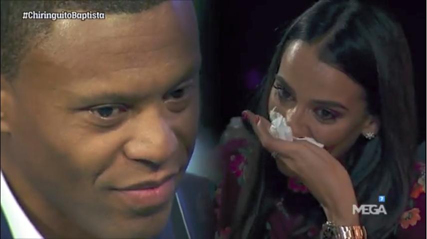 Las lágrimas de Julio Baptista en 'El Chiringuito' emocionan a sus seguidores 4
