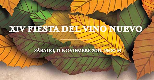 La Fiesta del Vino Nuevo se celebra el 11 de noviembre en el Palacio de Canedo 1