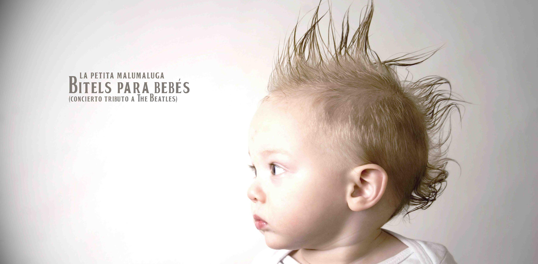 La música de The Beatles adaptada a los niños: 'Bitels para bebés' en el Bergidum 1