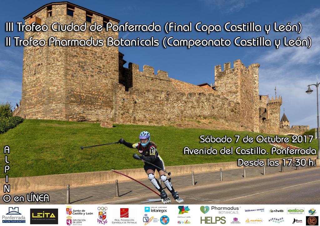 III Trofeo Ciudad de Ponferrada de Alpino en línea Pharmadus 1