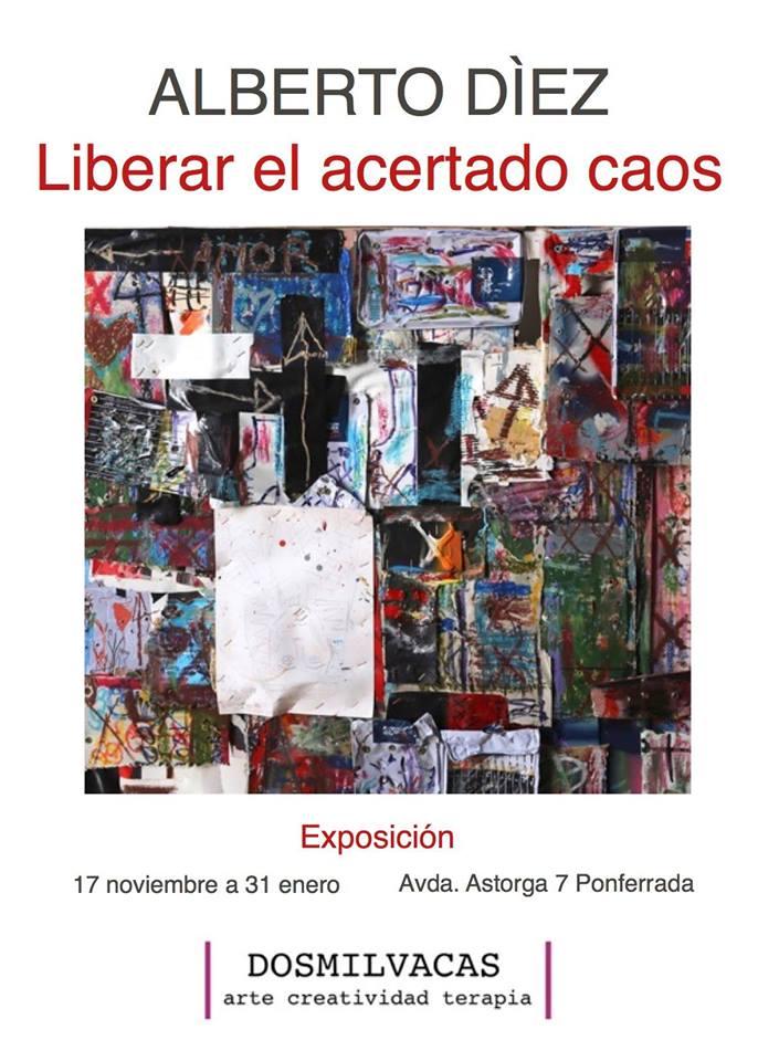 """Exposición """"Liberar el acertado caos"""" 1"""