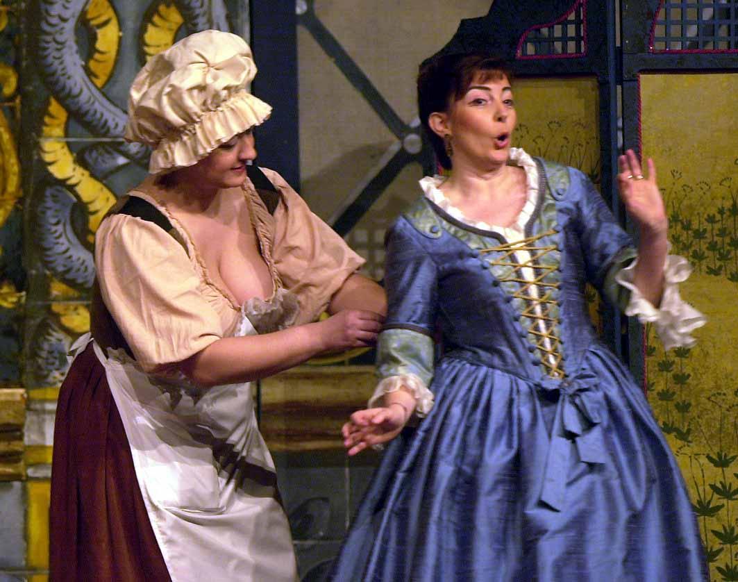 Vuelve la ópera con El barbero de Sevilla, una de las grandes obras maestras de la comedia dentro de la música 1